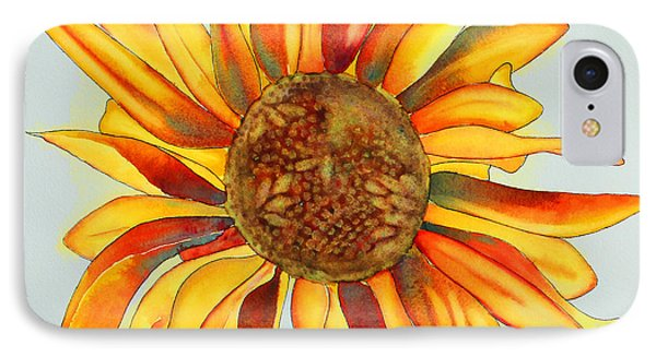 Dancing Sunflower Phone Case by Shannan Peters