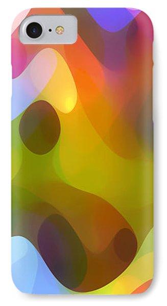 Dappled Light Panoramic Vertical 3 Phone Case by Amy Vangsgard