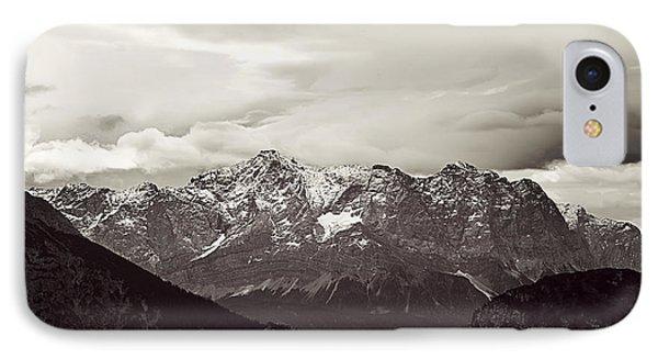 Dark Alps IPhone Case by Ryan Wyckoff
