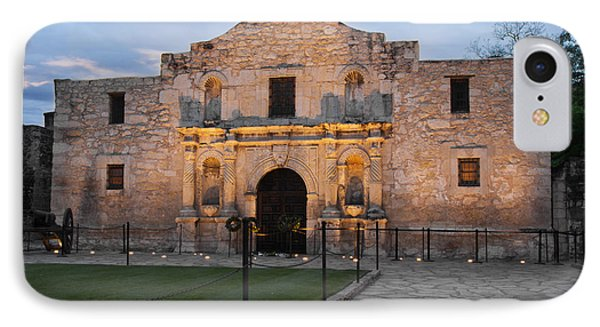 Dawn At The Alamo IPhone Case by Jemmy Archer