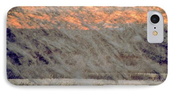 Dawn Liftoff Phone Case by Steven Ralser