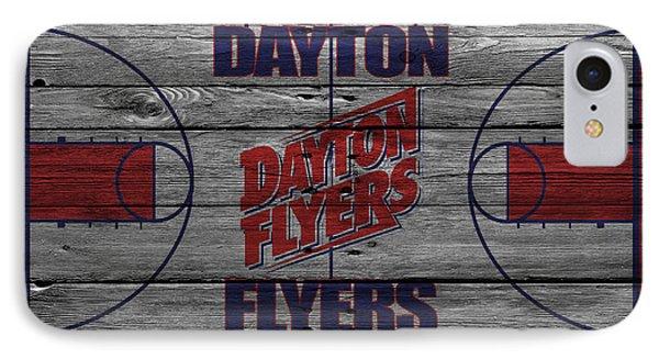 Dayton Flyers IPhone Case by Joe Hamilton