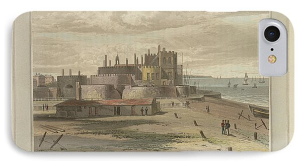 Deal Castle IPhone Case by British Library