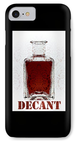 Decant IPhone Case by Frank Tschakert