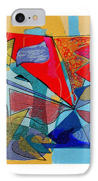 Decorative Interior Art Abstract Phone Case by Olga Sheyn