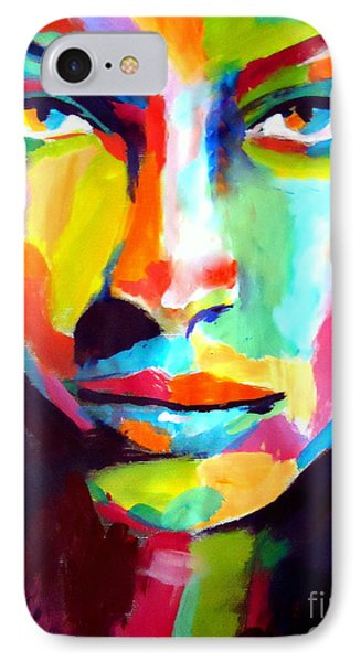Deep Gaze Phone Case by Helena Wierzbicki