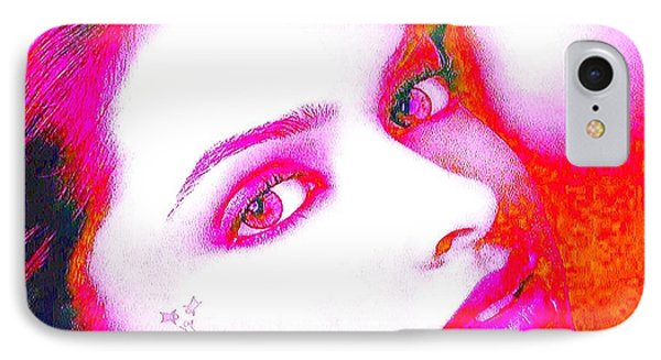Deepika Padukone Phone Case by Ricky Nathaniel