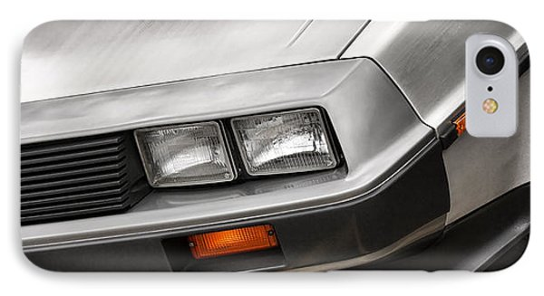 Delorean Dmc-12 Phone Case by Gordon Dean II