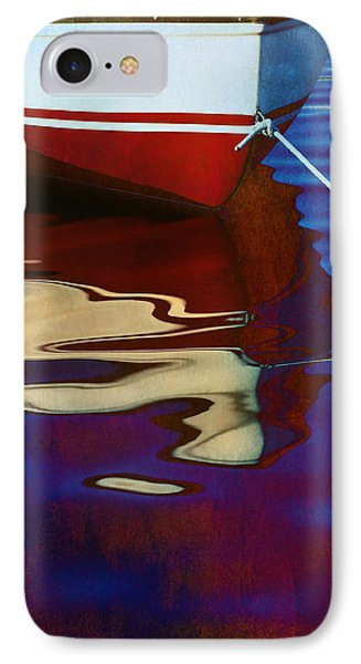 Delphin 2 IPhone Case by Laura Fasulo