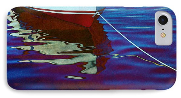 Delphin IPhone Case by Laura Fasulo