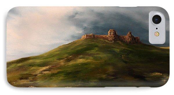 Deralict Chartley Castle Staffordshire Phone Case by Jean Walker