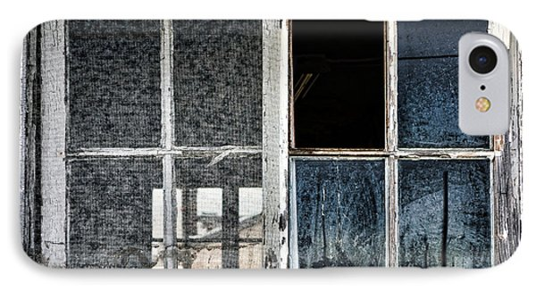Derelict IPhone Case by Olivier Le Queinec
