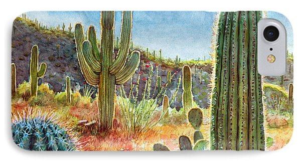 Desert Beauty IPhone Case by Frank Robert Dixon