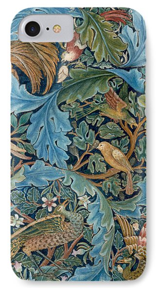 Design For Tapestry IPhone Case by William Morris