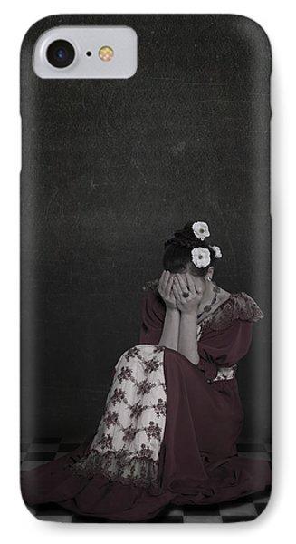 Desperate Phone Case by Joana Kruse