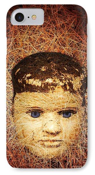 Devil Child Phone Case by Edward Fielding