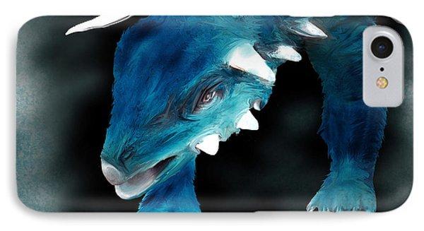 Dino IPhone Case by Pennie  McCracken