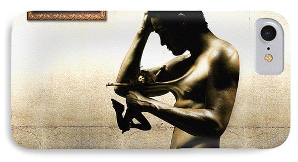 Divide Et Pati - Divide And Suffer IPhone Case by Alessandro Della Pietra