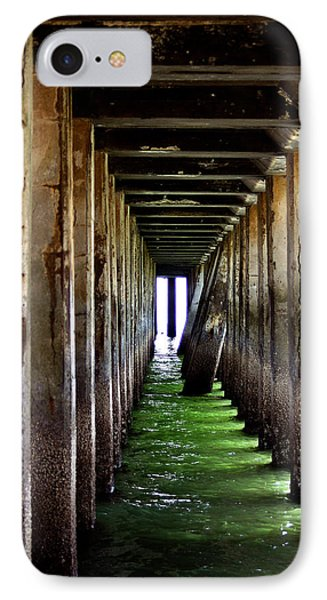 Dock Of The Bay Phone Case by Bill Gallagher