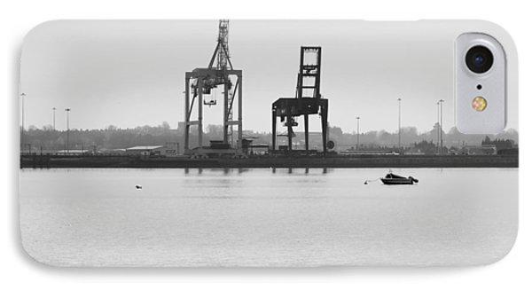 Docks Phone Case by Svetlana Sewell
