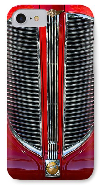 Dodge Brothers Grille Phone Case by Jill Reger