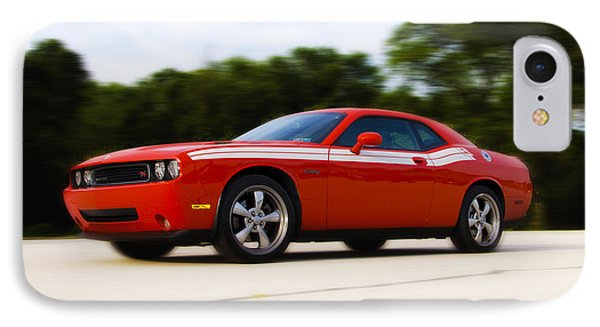 Dodge Challenger Phone Case by Bill Cannon