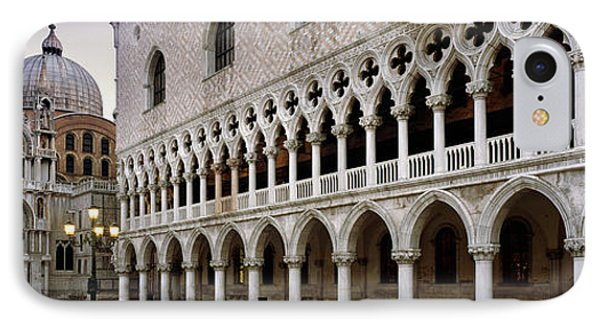 Doge's Palace And Basilica San Marco IPhone Case by Rod McLean