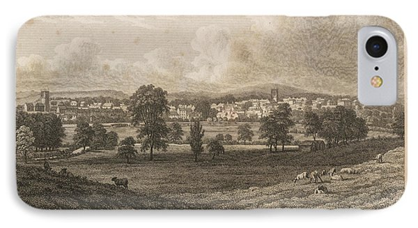 Dorchester And Fordington IPhone Case by British Library