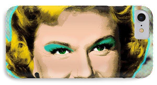 Doris Day IPhone Case by Gary Grayson