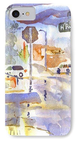 Downpour IPhone Case by Kip DeVore