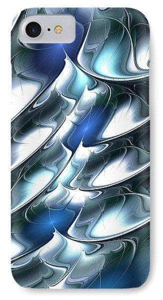 Dragon Scales IPhone Case by Anastasiya Malakhova