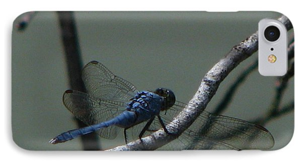 Dragonfly Phone Case by Greg Patzer