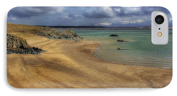 Dream Beach Phone Case by Ian Mitchell