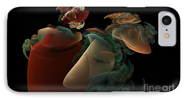 Dreaming IPhone Case by Peter R Nicholls