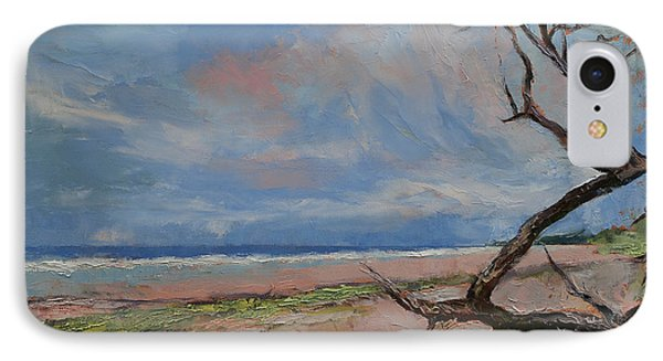 Driftwood IPhone Case by Michael Creese