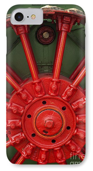 Drive Wheel Phone Case by Paul W Faust -  Impressions of Light