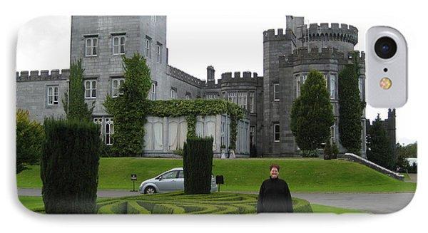 Dromoland Castle IPhone Case by Dotti Hannum