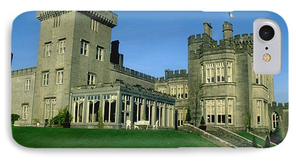 Dromoland Castle In Ireland IPhone Case by Carl Purcell