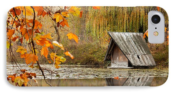 Duck's House Phone Case by Evgeni Dinev