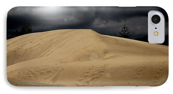 Dune Phone Case by Flow Fitzgerald