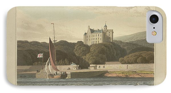 Dunrobin Castle In Sutherland IPhone Case by British Library