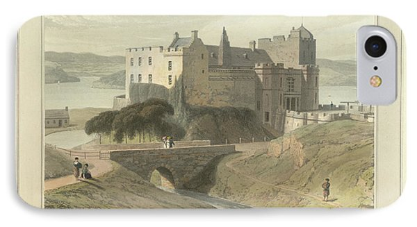 Dunvegan Castle IPhone Case by British Library
