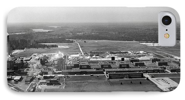 Dupont Seaford Factory Site, 1940s IPhone Case by Hagley Archive