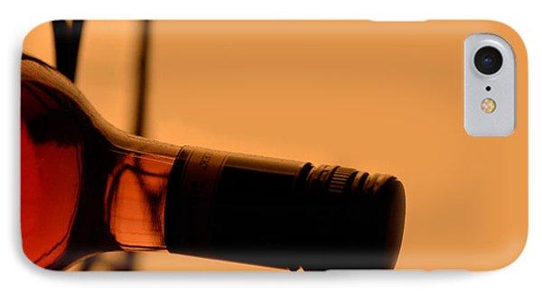 Dusty Bottle Phone Case by Toppart Sweden
