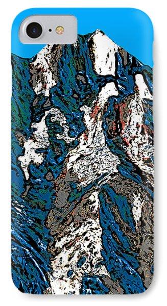 Eagle Mountain - Colorado IPhone Case by David G Paul