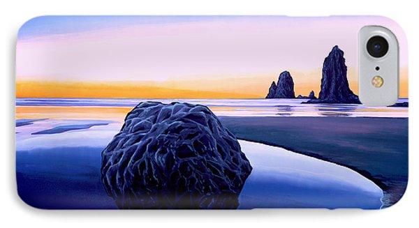 Earth Sunrise IPhone Case by Paul Meijering