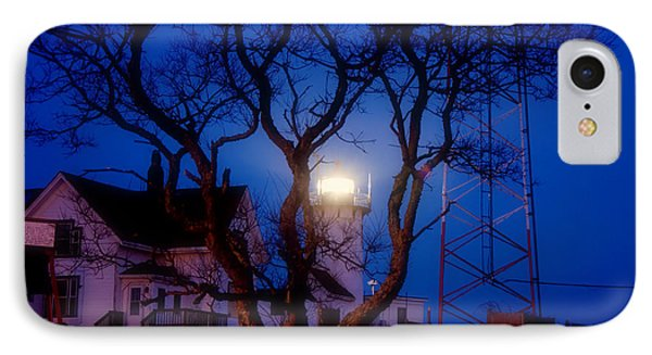 Eastern Point Lighthouse - Gloucester Ma IPhone Case by Joann Vitali