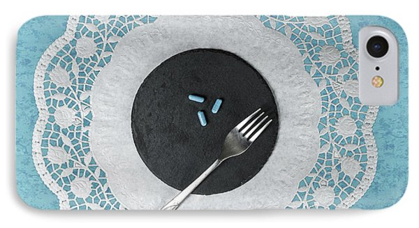 Eating Pills IPhone Case by Joana Kruse