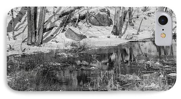 Edge Of The Marsh Phone Case by Alana Ranney