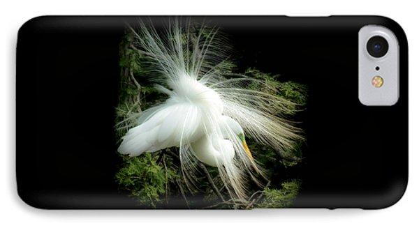Elegance Of Creation IPhone Case by Karen Wiles